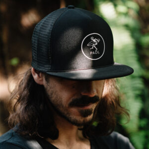 Rocker Baseball Cap with PADL Logo