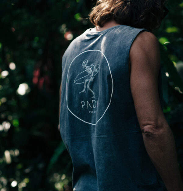Rocker Tanktop with PADL Logo