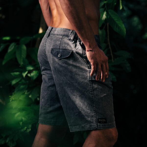 Rocker Walkshort from the side with PADL Label