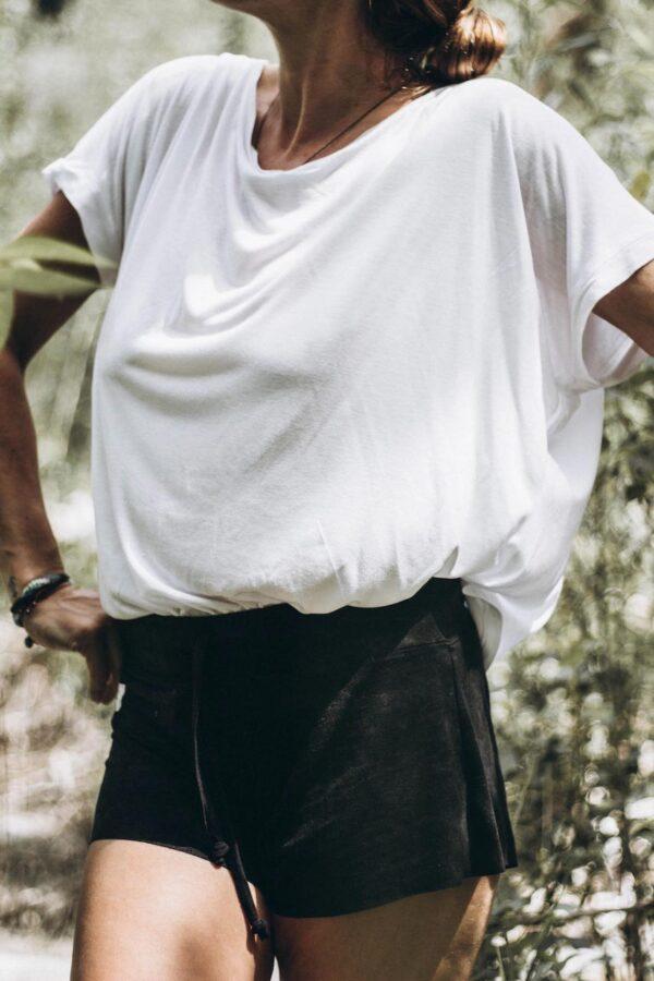 Backless Karma shirt