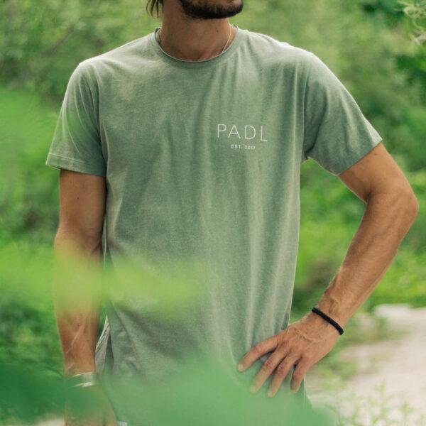 PADL Rocker T light green