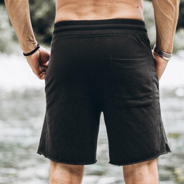 Uluwatu Shorts from the back