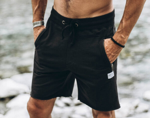 PADL Uluwatu Shorts with hands in the pocket